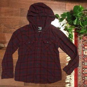 📦TNA BF fit flannel